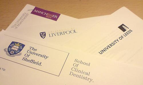 Selecting Universities
