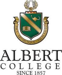 STUDY IN CANDA, ALBERT COLLEGE