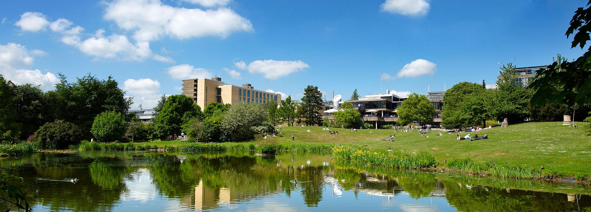 Study in UK - Bath University