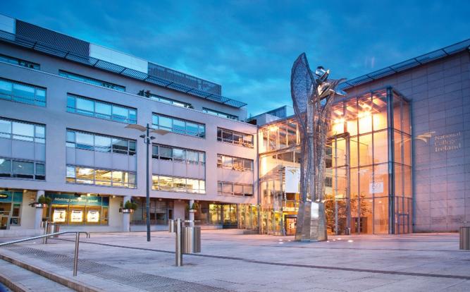 Ireland study abroad scholarship