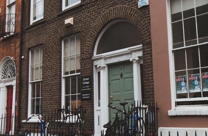 study masters in Ireland