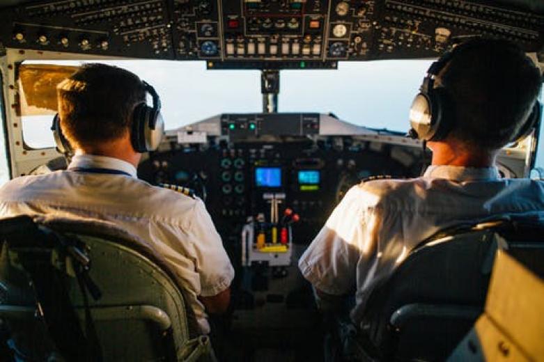 pilot student