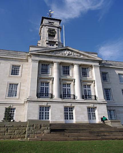 study in UK cost